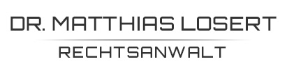 Matthias Losert Website Logo